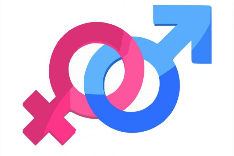 A study found of 14,200 newborns found 1.3 in 1,000 births had ambiguous male or female genitalia. Photo by pixabay