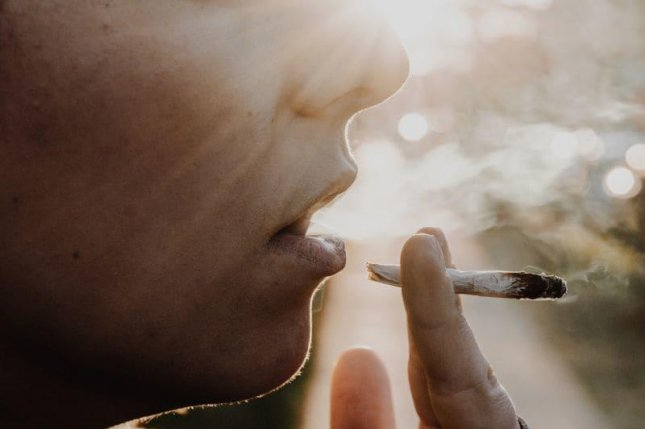 More American women are using pot during pregnancy, according to a new study. Photo courtesy of HealthDay News