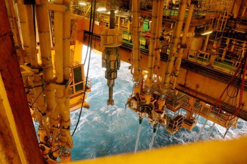 Norwegian energy company Statoil making headway on infrastructure necessary for full development of the Johan Sverdrup oil field. Photo courtesy of Kjetil Eide/Statoil ASA