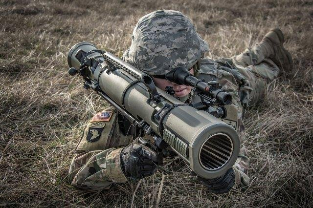 Army ordering new shoulder-fired recoilless rifles