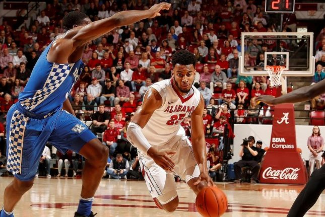 Braxton Key withdrawing from National Basketball Association draft, returning to Alabama