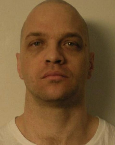 Scott Dozier said he doesn't oppose his execution, but the use of a paralytic in the lethal injection protocol. Photo courtesy of the Nevada Department of Corrections