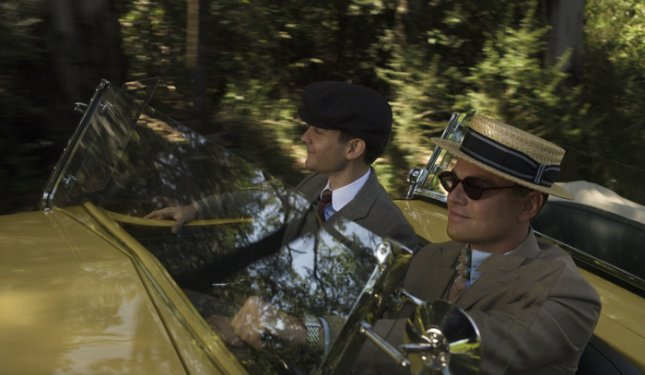 Image of Leonardo DiCaprio and Tobey Maguire from The Great Gatsby, courtesy of Warner Bros.