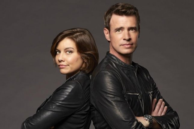 Lauren Cohan and Scott Foley will soon be seen in the dramedy Whiskey Cavalier. Photo by Craig Sjodin/ABC