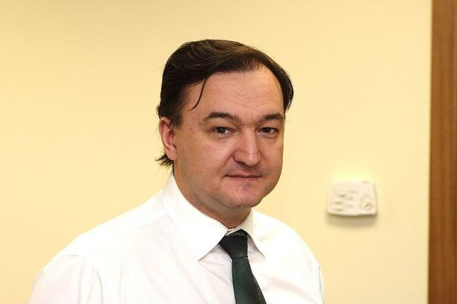 The lawyer for the family of Russian whistleblower Sergei Magnitsky was seriously injured in a four-story fall, officials said. Magnitsky died in police custody in 2009. Photo by Voice of America