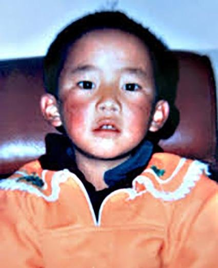 Gedhun Choekyi Nyima was abducted days after he was anointed the 11th Panchen Lama, who is second in authority in Tibetan Buddhism. Photo courtesy of USCIRF/Website