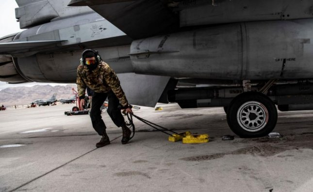 The U.S. Air Force is pairing maintenance and operations personnel in an effort to improve efficiency and readiness, it announced on Friday. Photo by SSgt. Destinee Sweeney/U.S. Air Force