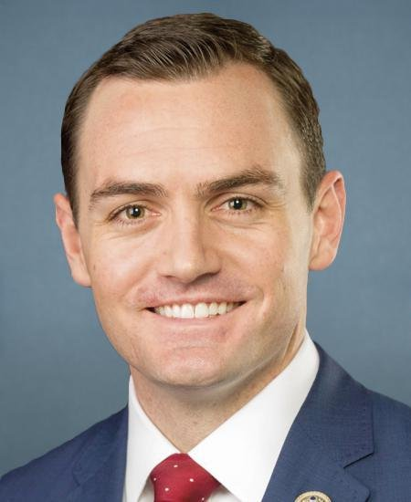 Rep. Mike Gallagher, R-Wis., said the United States should stop enabling China's techno-totalitarianism. File Photo courtesy of Congress