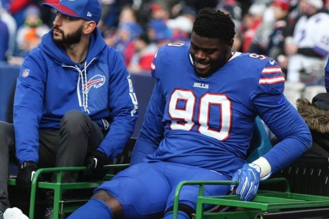 Bills place WR Matthews, DE Lawson on injured reserve