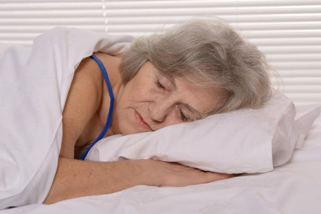 Researchers in the University of Toronto study said sleep patterns may help doctors better evaluate a patient's risk for stroke. Photo by Ruslan Guzov/Shutterstock
