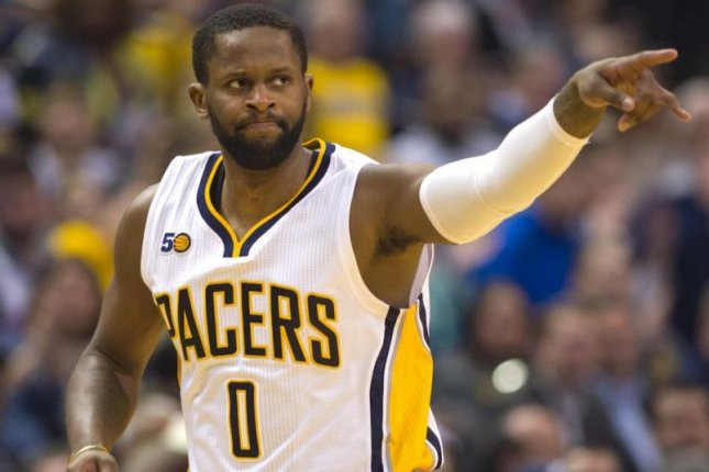 C.J. Miles will reportedly sign a three-year, $25 million deal with a player option on the final season. Photo courtesy of The Vertical/Twitter