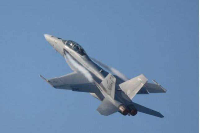 The Department of Defense awarded Boeing a $219.6 million contract to develop the F/A-18 Hornet fuel tank for the U.S. Navy. Photo courtesy of Boeing