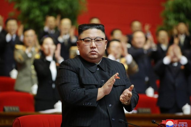 North Korean leader Kim Jong Un received a new title, general secretary of the ruling Workers Party, state media reported on Monday. Photo by KCNA