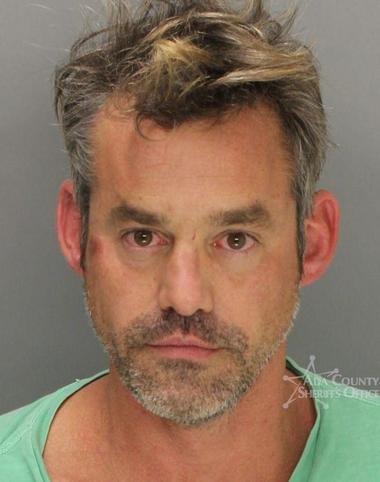 Nicholas Brendon/Ada County Sheriff's Department