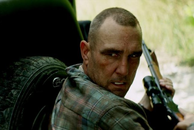 Vinnie Jones produced and stars in The Big Ugly. Photo courtesy of Vertical Entertainment