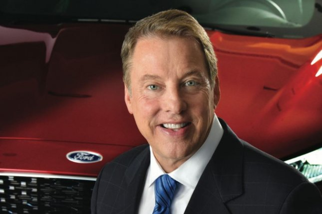 Ford Motor Co. Chairman Bill Ford Jr., said the comments made by Republican presidential nominee Donald Trump about the company's expansion in Mexico were infuriating. Ford said he met privately with Trump to discuss them. Photo courtesy Ford Motor Co.
