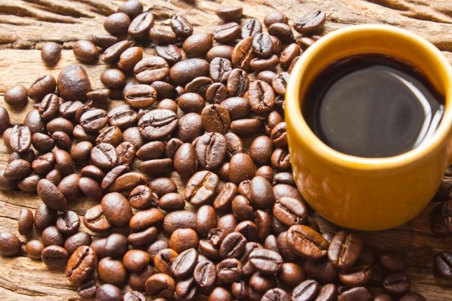 Four cups of coffee per day were found to lower the risk of redeveloping colon cancer by 42 percent and any cancer by about a third. Photo by Aggie 11/Shutterstock