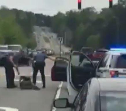 Two Georgia police officers fired after violent traffic stop - UPI com