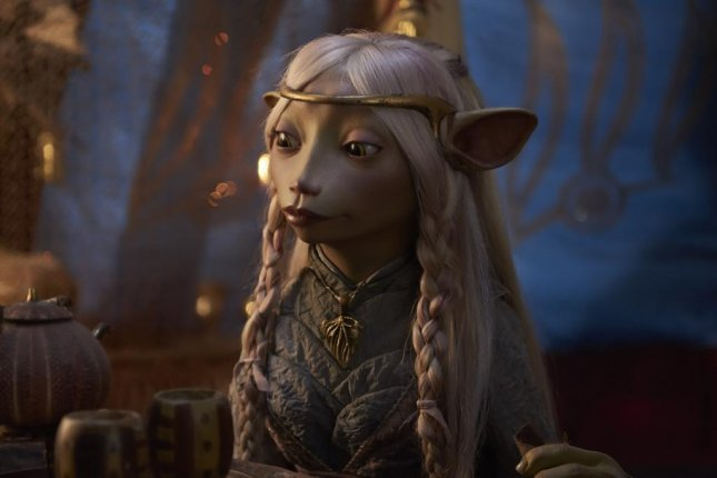 Anya Taylor-Joy is the voice of Brea in the new Dark Crystal series Age of Resistance. Photo courtesy of Netflix