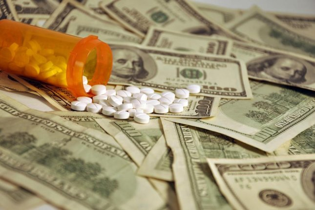 New research shows the huge monetary cost of the opioid epidemic in the United States -- $78 billion per year -- for additional healthcare, as well as lost work productivity and the criminal justice system. Photo by blu fish design/Shutterstock