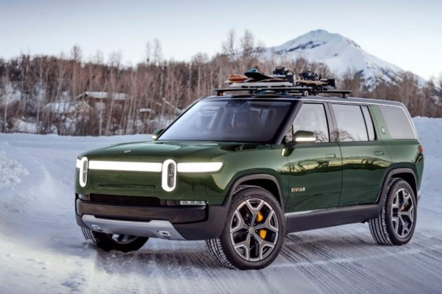 Rivian, a startup company specializing in electric trucks, announced a $700 million investment, led by Amazon.com, on Friday. Photo courtesy Rivian