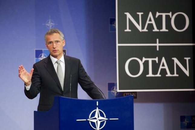 NATO Secretary-General Jens Stoltenberg on Tuesday referred to Russian incursions of Turkish airspace over the weekend as deliberate and unacceptable. Photo courtesy of NATO