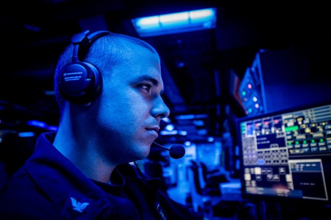 Raytheon's Communications and Interoperability for Integrated Fires, or CIIF, aims to improve situational awareness for the U.S. Navy's air and missile defenses. U.S. Navy photo by Petty Officer 2nd Class Kevin V. Cunningham