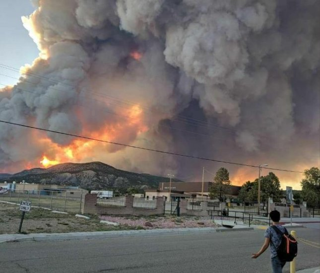 Colorado 416 Wilfire - Entire San Juan Forest Closed, 416 Fire Doubles In Size, Evacuations In 3 States Thousands-of-acres-destroyed-in-Colorado-New-Mexico-fires