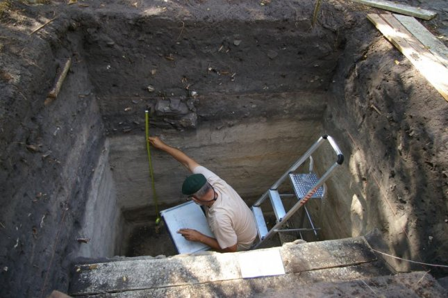 Archaeologists collected ancient seeds from soil deposits on Madagascar. Photo by Mark Horton/University of Bristol