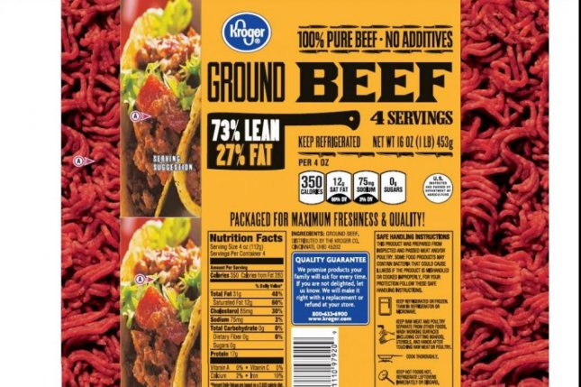 Meat packer JBS Tolleson issued its third recall for beef, bringing the total to more than 12 million pounds since October. Image courtesy Food Safety and Inspection Service/USDA