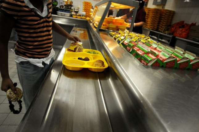 Research suggests school cafeterias generate millions of dollars worth of post-service food waste. Photo by Staff Sgt. Sarayuth Pinthong/Ramstein Air Base/U.S. Air Force