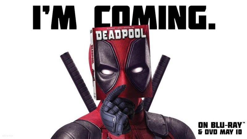 Deadpool Dvd Blu Ray Special Features Revealed Upi Com