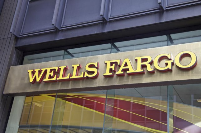 Wells Fargo Bank was hit with $185 million in fines from federal regulators on Thursday over a widespread scam by employees who created millions of fake accounts with real customers' money to earn sales bonuses. File Photo by Vividrange/Shutterstock