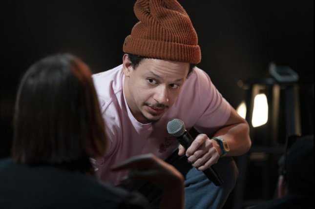 Eric Andre: Legalize Everything, Eric Andre's first Netflix stand-up comedy special, will premiere June 23. Photo courtesy of Netflix