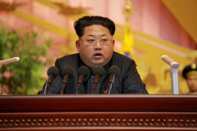 """Kim made references to North-South relations during his annual New Year's message Friday, saying, """"If South Korea hopes for peaceful unification, they must uphold the June 15 declaration,"""" signed in 2000 by former South Korean President Kim Dae-jung and North Korean leader Kim Jong Il. File Photo by Yonhap"""