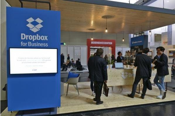 Dropbox aims to raise up to $648 million in IPO