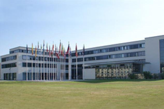A planned NATO space center will be installed at Ramstein, Germany, home of the NATO's Allied Air Command. Photo courtesy of NATO