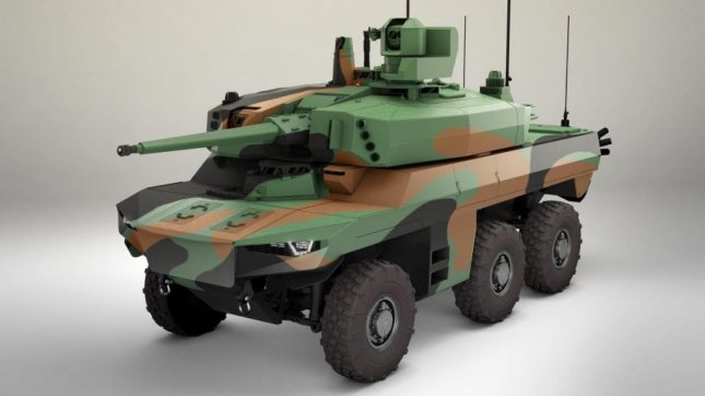 france orders new armored vehicles from nexter renault thales. Black Bedroom Furniture Sets. Home Design Ideas