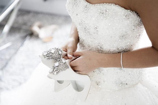 An Italian woman married herself in a small ceremony to celebrate self-love and acceptance as part of a growing trend known as sologamy. Photo by StockSnap/Pixabay