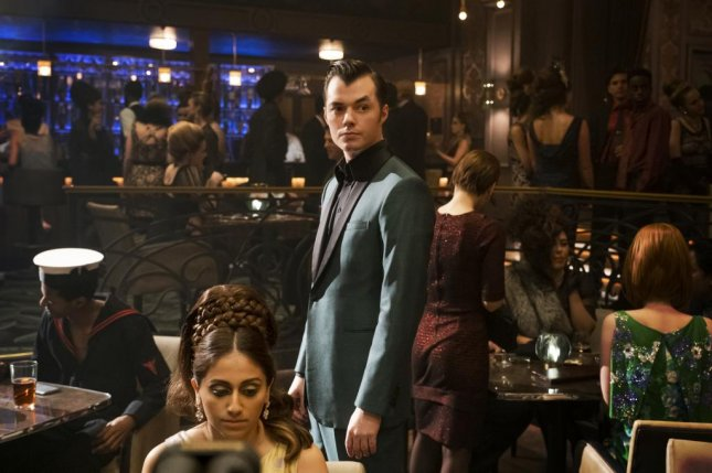 Jack Bannon can now be seen in Season 2 of Pennyworth. Photo courtesy of EPIX