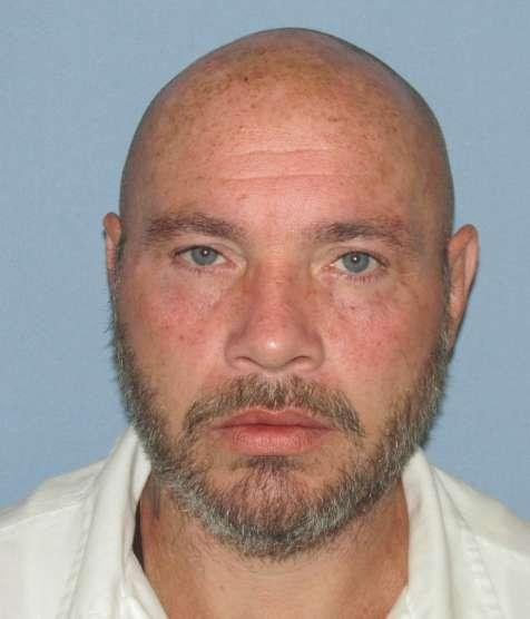 Authorities in Alabama are searching for Daniel Miner, who escaped from a work-release program where he was serving a life sentence for murder with the possibility of parole. Photo courtesy Alabama Department of Corrections