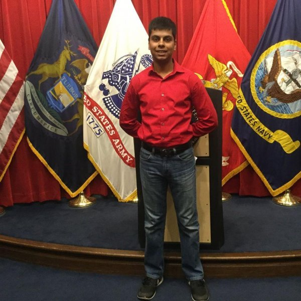 The suicide of Marine Corps recruit Raheel Siddiqui opened an investigation of alleged hazing and mistreatment at the U.S. Marine Corps training base at Parris Island, S.C. The probe identified 20 people who could face punishment. Photo courtesy of Facebook