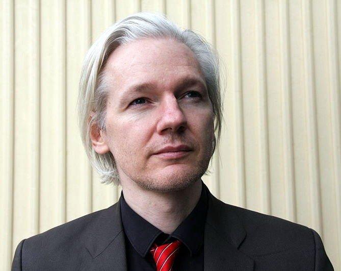 Julian Assange in Norway on March 20, 2010. Photo courtesy of Espen Moe via Wikimedia Commons.