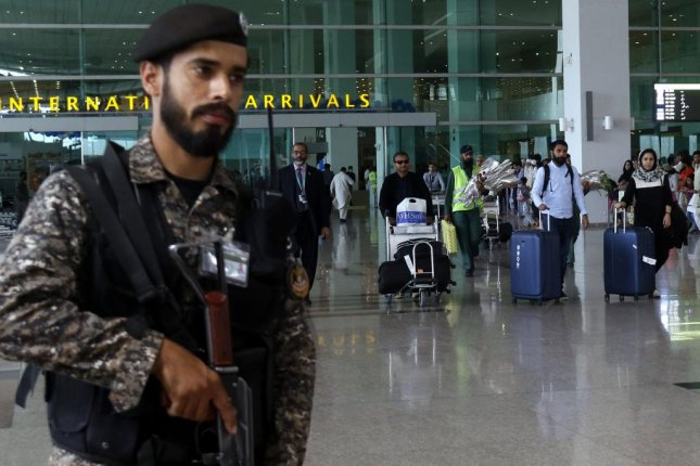 2 dead after shooting at Pakistan's 3rd-busiest airport