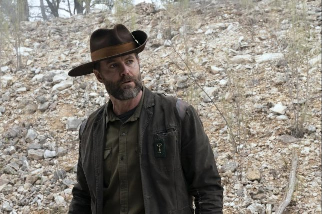 Garrett Dillahunt plays John Dorie on Fear the Walking Dead. Photo courtesy of AMC