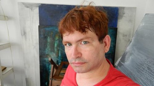 Jonah Falcon in an image from his Twitter page.