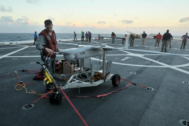 Northrop Grumman has received a $17.7 million contract modification for DARPA's Tactically Exploited Reconnaissance Node program, which aims to make drones fly farther for longer. U.S. Navy photo by Petty Officer 3rd Class Angus Beckles