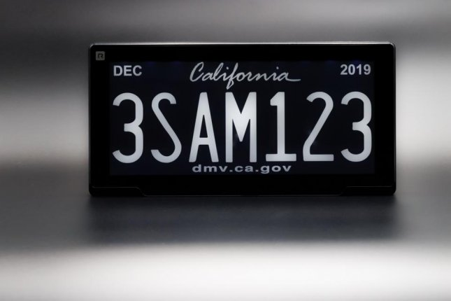 Digital license plates now in 3 states, with more on the way