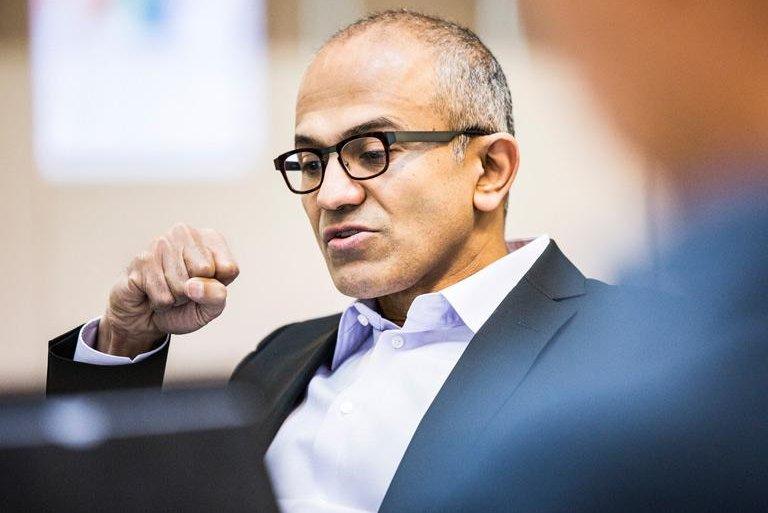 Satya Nadella will be the third CEO in the company's 38 year history. (Credit: Microsoft)