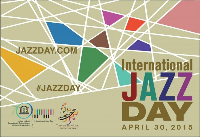 In November 2011, UNESCO designated April 30 as International Jazz Day to celebrate the genre's unique diplomatic ability to spread across nations. This year, a global concert featuring jazz greats will be live-streamed from JazzDay.com. Photo courtesy JazzDay.com